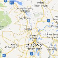 カンボジアのGoogle